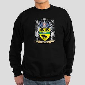 Sweeney family crest sweatshirts hoodies cafepress sweeney coat of arms family crest sweatshirt altavistaventures Image collections