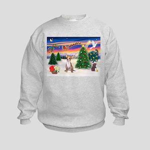 Take Off/Chihuahua Kids Sweatshirt