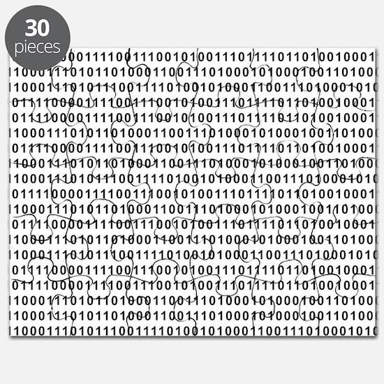 Binary Code 101 Puzzle