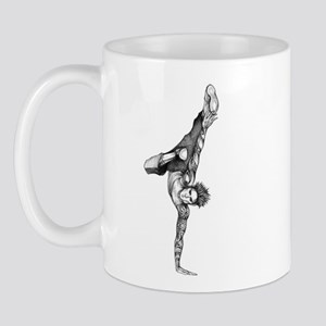 BBoy Freeze Mug