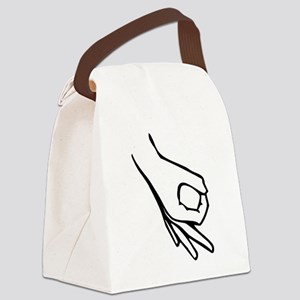 The Circle Game Canvas Lunch Bag