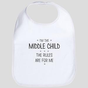 MIDDLE CHILD 3 Bib