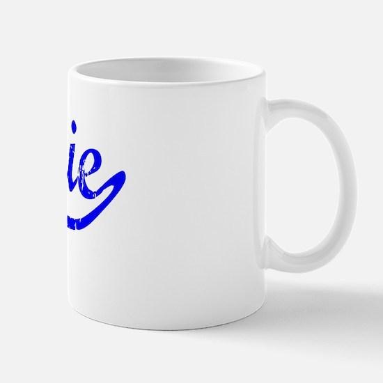 Aubrie Vintage (Blue) Mug