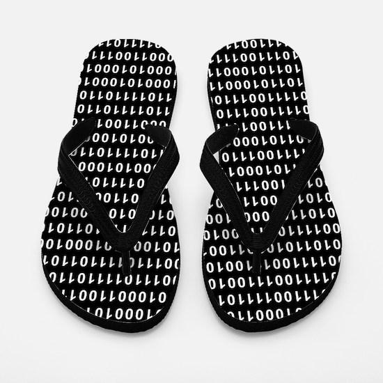 Binary Code 010 DOS Flip Flops