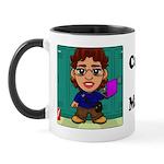 Cole's World Of Mathematics 11 Oz Mug Mugs