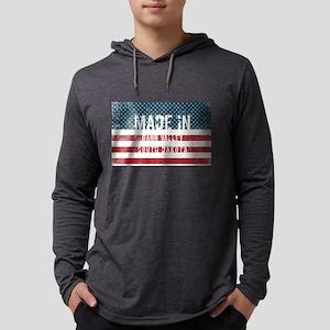 Made in Gann Valley, South Dak Long Sleeve T-Shirt
