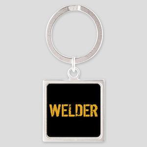 Welding: Stencil Welder (Black & G Square Keychain