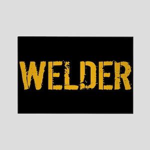 Welding: Stencil Welder (Black & Rectangle Magnet