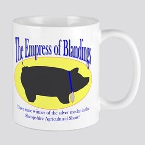 Empress of Blandings Mug