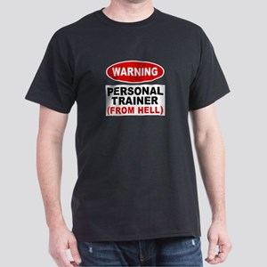 Personal Trainer From Hell Dark T-Shirt