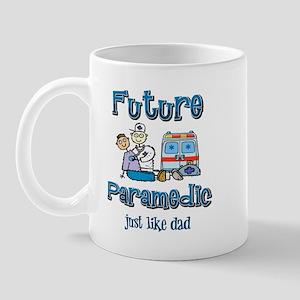 Future Paramedic just like Dad Mug