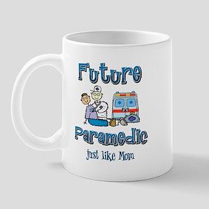 Future Paramedic just like Mom Mug