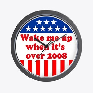 Who Cares 2008? Wall Clock