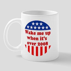 Who Cares 2008? Mug