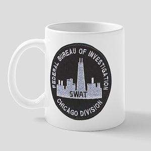 Chicago FBI SWAT Mug