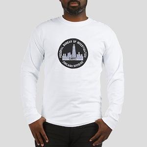 Chicago FBI SWAT Long Sleeve T-Shirt