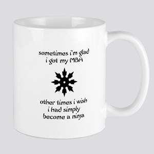 MBA Ninja Mug