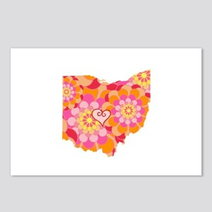 columbusohiogirly Postcards (Package of 8)