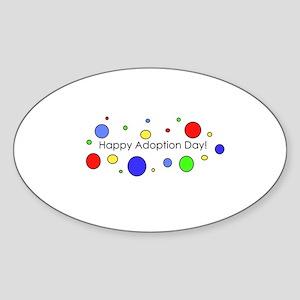 Happy Adoption Day Sticker