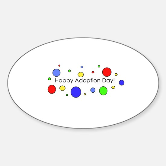 Happy Adoption Day Decal