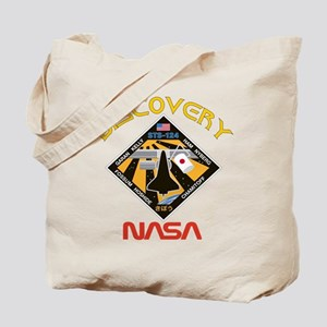 Discovery STS 124 Tote Bag