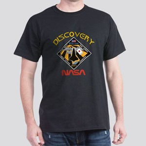 Discovery STS 124 Dark T-Shirt