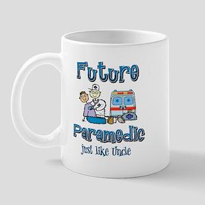 Future Paramedic just like my Uncle Mug