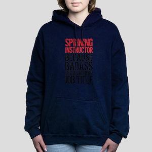 Spinning Instructor Bada Sweatshirt