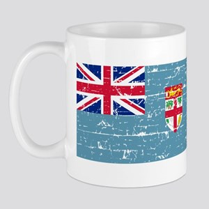 Fijian Flag Mug