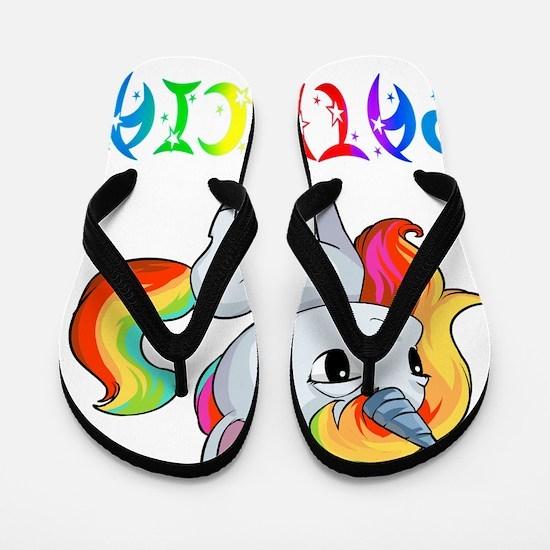 Cute Patricia Flip Flops