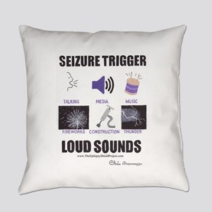 LOUD SOUNDS Everyday Pillow