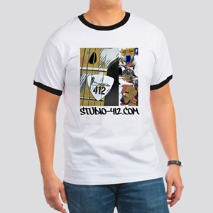 412 Dogs Color T-Shirt