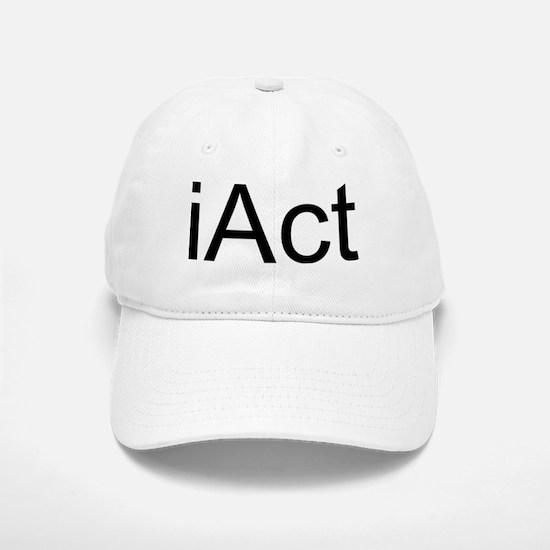 iAct Baseball Baseball Cap