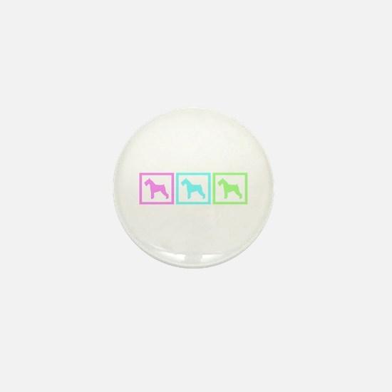 Schnauzer Mini Button
