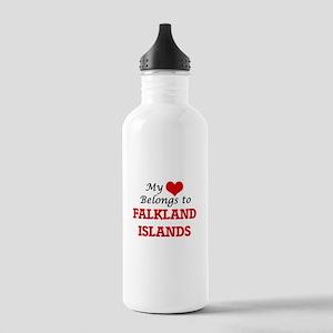 My Heart Belongs to Fa Stainless Water Bottle 1.0L