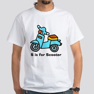 S is for Scooter! Kids T-Shirt