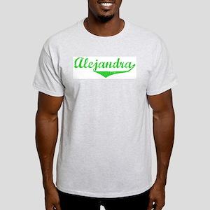 Alejandra Vintage (Green) Light T-Shirt