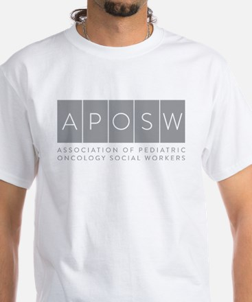 APOSW - New logo, Gray T-Shirt