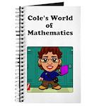 Cole's World Of Mathematics Journal