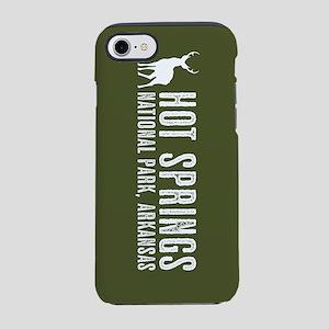 Deer: Hot Springs, Arkansas iPhone 8/7 Tough Case