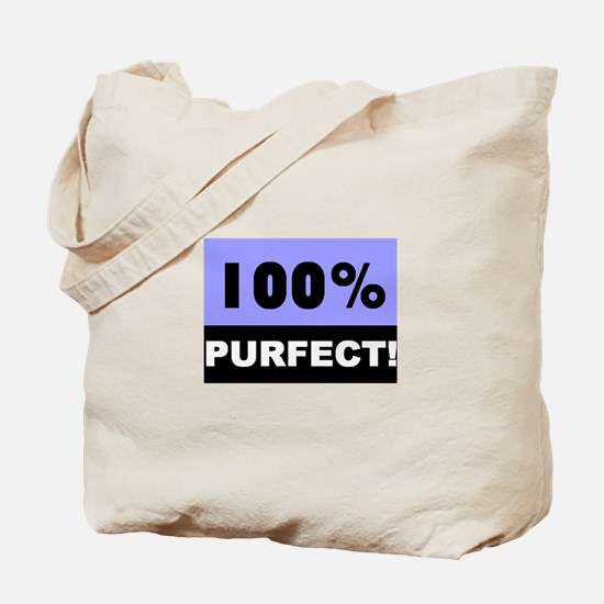Gifts for The Perfectionist Tote Bag