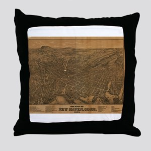 New Haven Throw Pillow