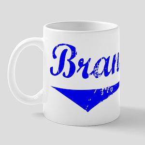 Brandi Vintage (Blue) Mug