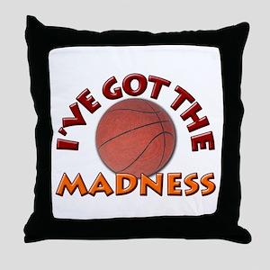 College Basketball- I've got the Madness! Throw Pi