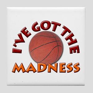College Basketball- I've got the Madness! Tile Coa