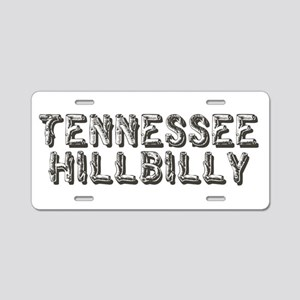 Tennessee Hillbilly Aluminum License Plate