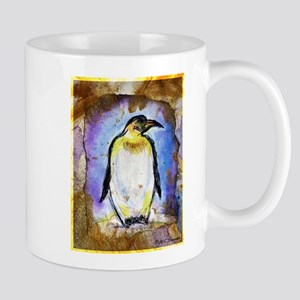 Penguin! Wildlife art! Mugs