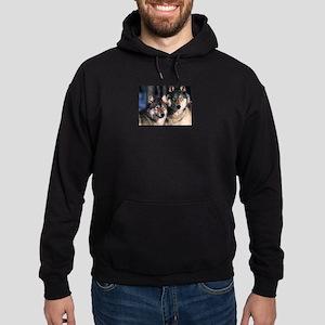 two wolf Sweatshirt