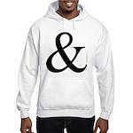 325c. &. . Hooded Sweatshirt
