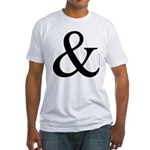 325c. &. .  Fitted T-Shirt